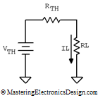 thevenin source equivalent circuit