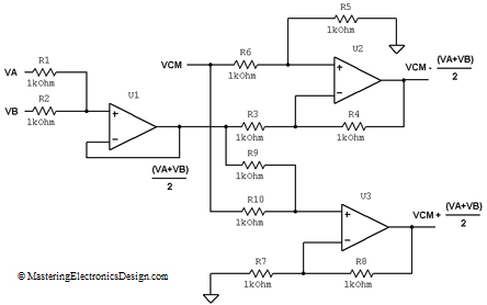 differential_output_circuit
