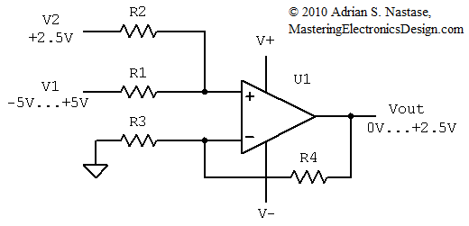 design a bipolar to unipolar converter with a 3