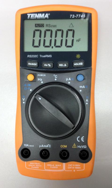 Tenma 72 7745 Multimeter Review Mastering Electronics Design