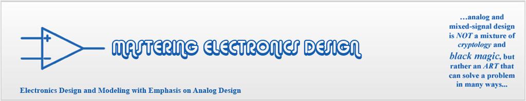 Mastering Electronics Design