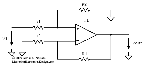 differential amplifier 2  u2013 mastering electronics design