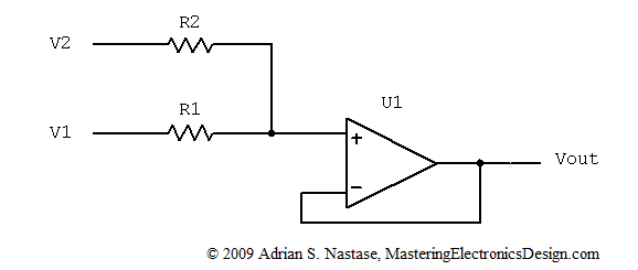 summing amplifier2  u2013 mastering electronics design