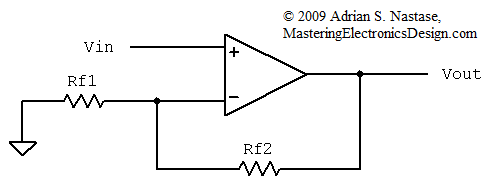 non inverting summing amplifier pdf