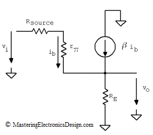 small_signal_common_collector_amplifier1