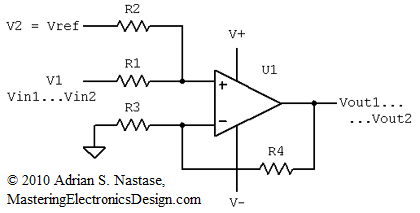 Summing Amplifier Calculator – Mastering Electronics Design