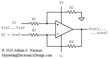 Differential Amplifier Calculator – Mastering Electronics Design